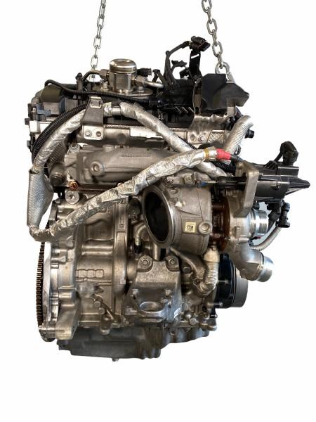 BMW B38B15A Motor 116i 218i 118i 318i 418i 80KW/100KW 109PS 136PS mit Anbauteilen. Wenig KM.
