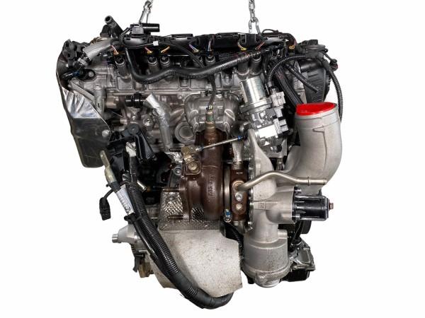 DKN DKNA Motor Porsche Macan Audi 45TFSI 180KW ohne Mildhybrid mit Anbauteilen