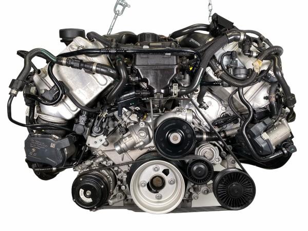 N63B44B Motor BMW X5 550i 650i 750i 50i 330KW 449PS mit Anbauteilen. Neue Turbolader