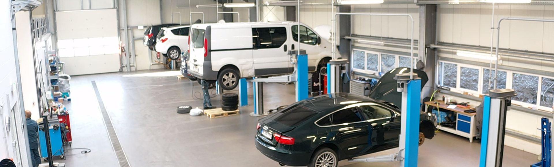 HAS-Antriebstechnik Bosch-Car-Service