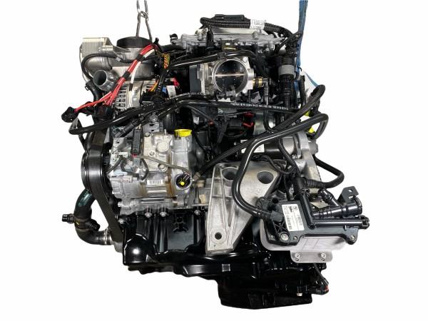 BMW Motor N20B20A N20B20B NEU 2 Liter Turbomotor mit Turbolader und Einspritzanlage
