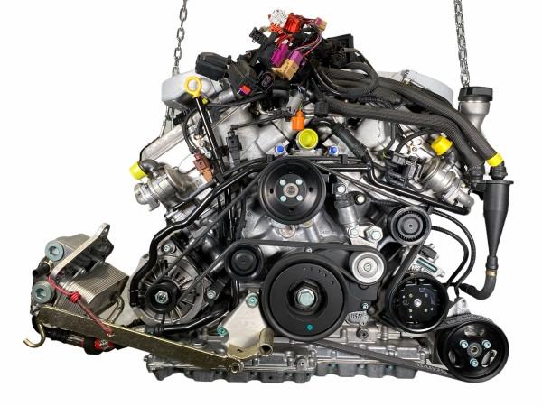 BDN Motor VW Passat W8 4 Motion NEU 07D100031AX mit Anbauteilen 202KW 275PS