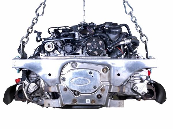 DPE DPEA MDC.JA Motor Porsche 991.2 GTS 3.0 Biturbo 331KW 450PS 6000KM mit Anbauteilen