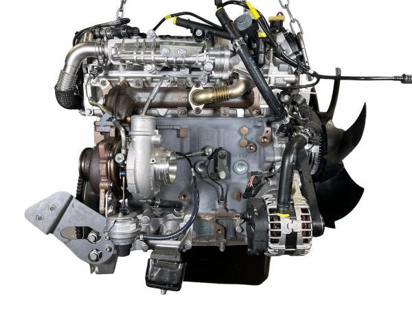 Iveco Daly Motor F1CFL4117 Ab 2019 132KW 180PS Euro6 3Liter Diesel NEU Komplett 5802475166