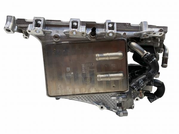 NEU Ladeluftkühler Saugrohr VW Audi SEAT 2.0 1.6 TDI 04L129766BK ORIGINAL