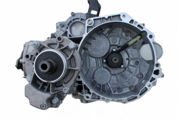 6 Gang Getriebe für Allrad Alhambra Sharan Q3 Tiguan 2.0 TDI QCS NGH NGF SBG