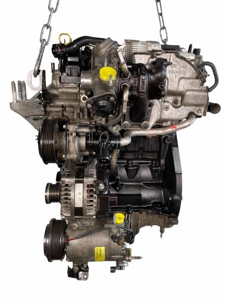 SFCA Motor Ford Transit Courier 1.0 Ecoboost 74KW/100PS mit Anbauteilen Gebraucht