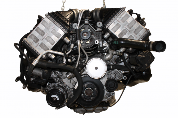 S63B44B Motor BMW M5 M6 X5M X6M mit Anbauteilen. Top Zustand