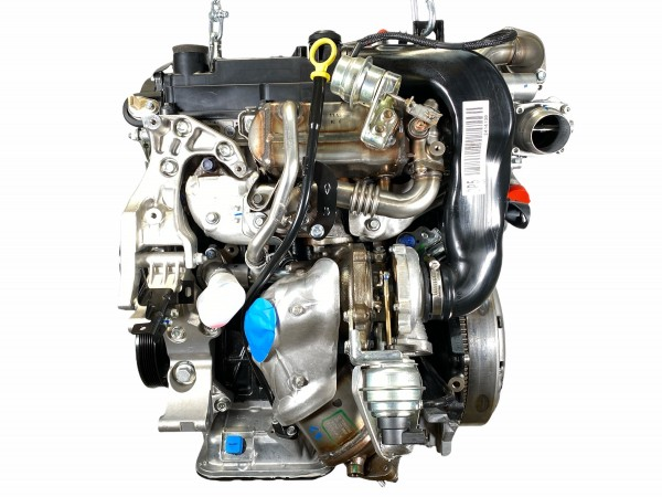 A17DTS Motor Opel Astra J Mokka Meriva B Corsa D 1.7 CDTI 96KW/130PS NEU mit Anbauteilen