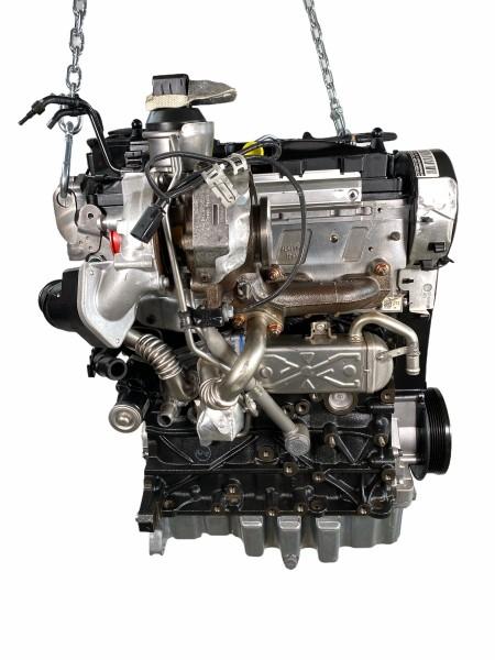 CLC CLCA CLCB CFHF CFHC Motor 2.0 TDI NEU VW SEAT SKODA AUDI mit Anbauteilen Turbolader