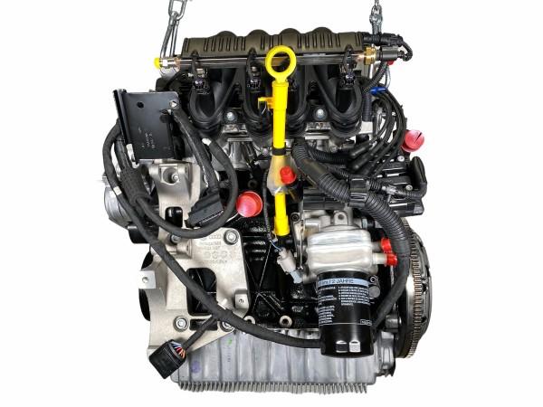 BSX Motor VW Caddy Touran CNG Erdgas ECOFUEL NEU 80KW 109PS