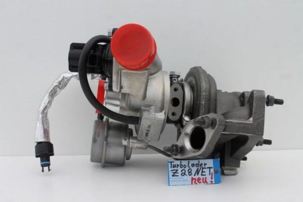 Turbolader Z28NEL Z28NET B284L B284R LP9 2.8 V6 Opel Saab 55569051 Neuteil