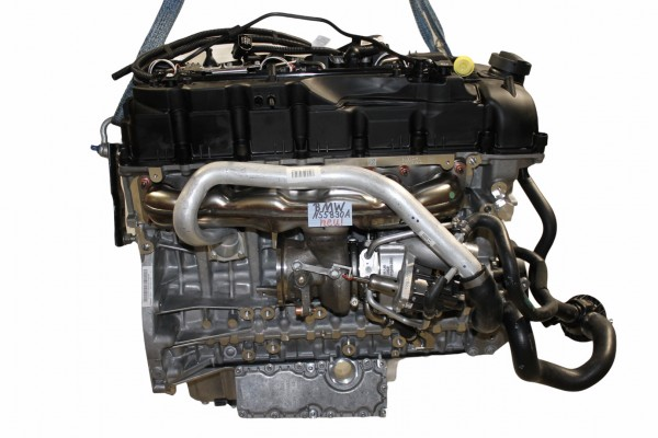 N55B30A Motor NEU BMW 135I 235I 335I 435I 535I 640I 740I X3 X4 X5 X6 mit Anbauteilen.