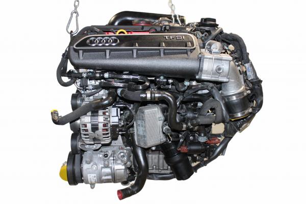 CZG CZGA CZGB Motor Audi 2.5 TFSI 5 Zylinder Audi RS3 Q3 RS mit Anbauteilen. 07K100032H