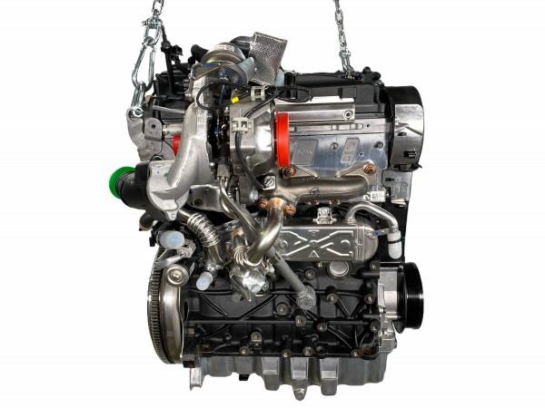 CLL CLLA CLLB Motor 2.0 TDI NEU VW AUDI mit Anbauteilen Turbolader Einspritzanlage
